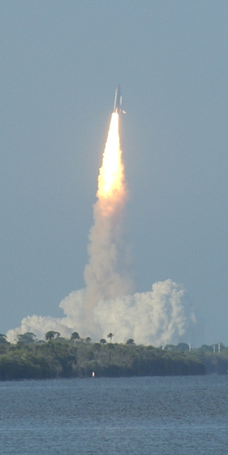 launch of sts-133
