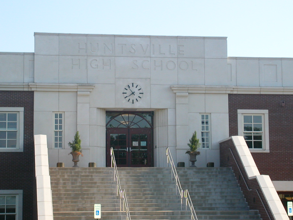 Huntsville Alabama High School 2009 Alumni Directory