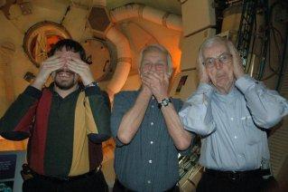 david hitt, owen garriott, and joe kerwin