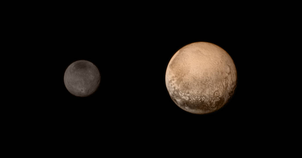 Kerberos Moon Of Plluto: Lackluster Secrets Of The Pluto Time Capsule